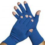 3-4_finger_glove_royal